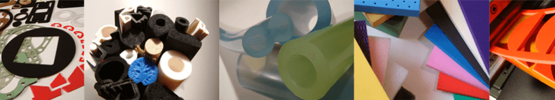 Neoprene Sponge Seals - Advanced Seals & Gaskets Ltd